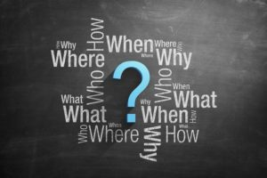 Questioning Who What Where on Blackboard & Training - Pathfinder Integration LLC